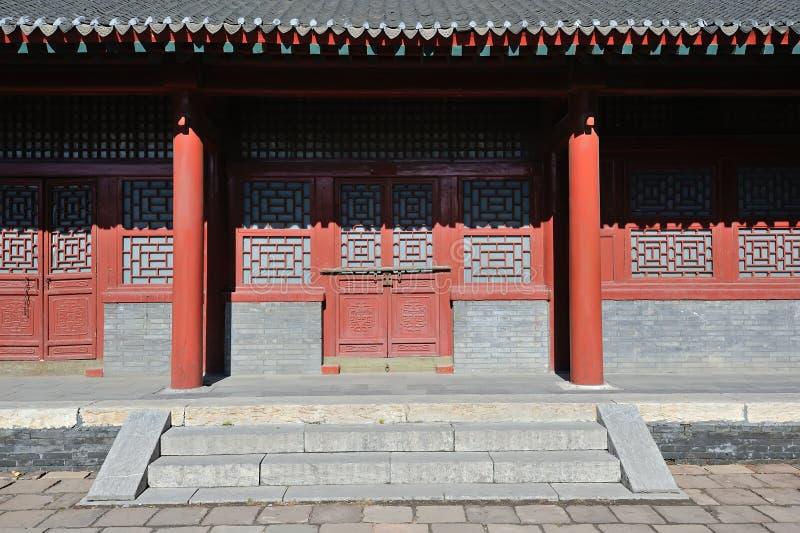 Het keizerpaleis van Shenyang royalty-vrije stock foto's