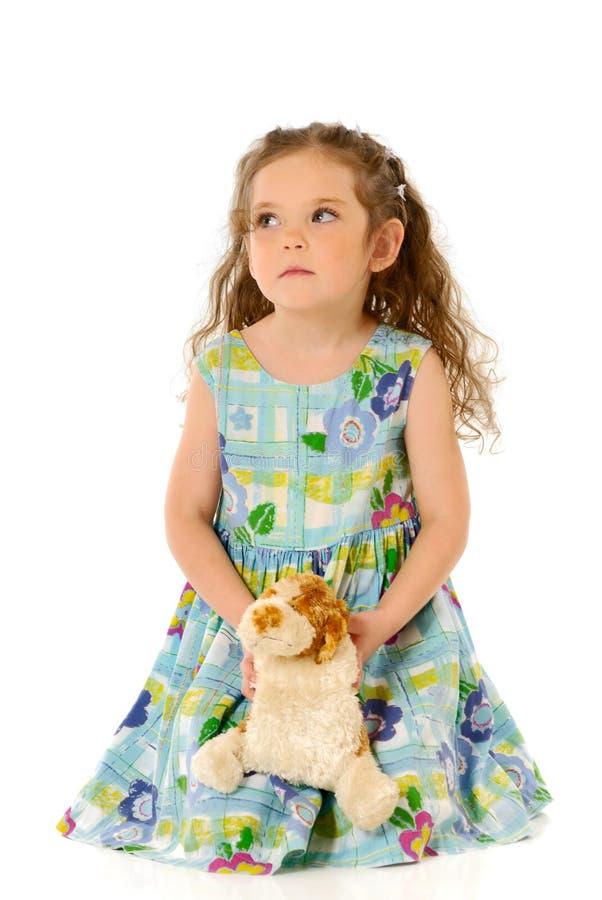 Het kind stock fotografie