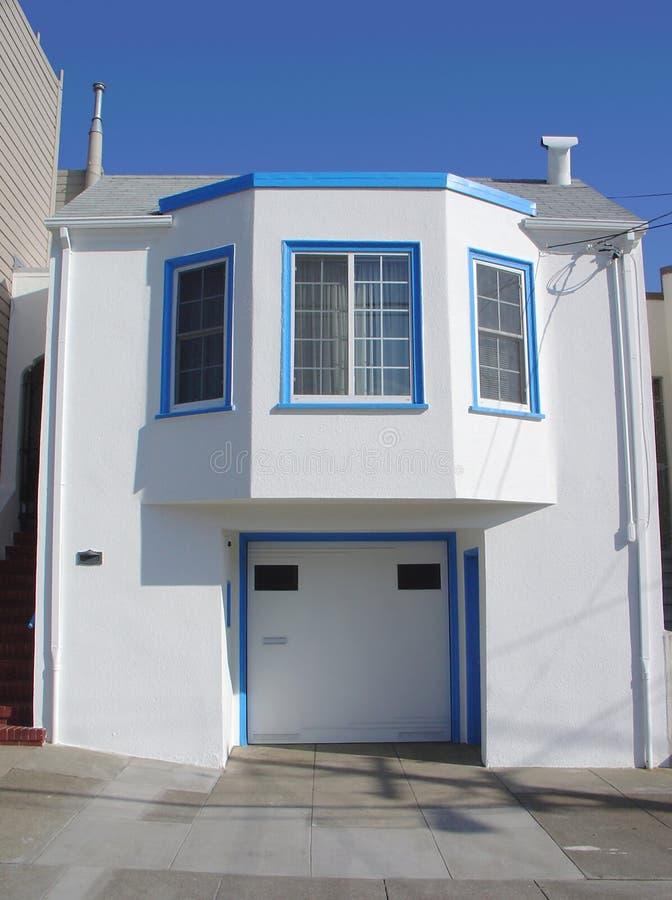 Het kleine Huis van de Stad stock foto's