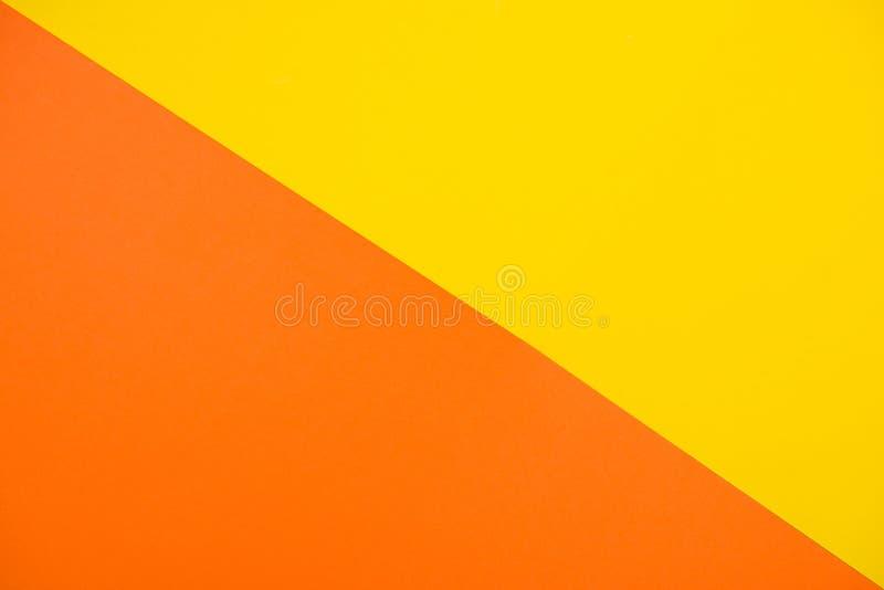 Het kleurrijke kaderdocument, minimale achtergrond, hoogste meningsvlakte lag stock afbeelding
