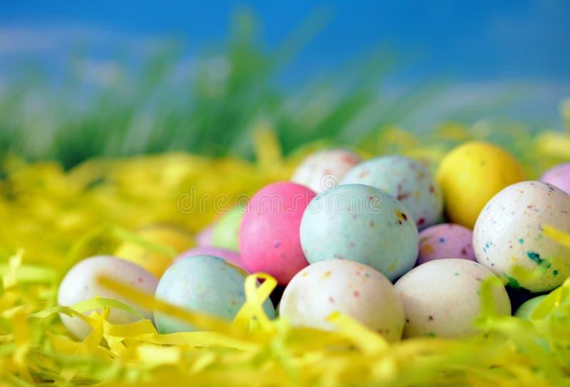 Download Het Kleurrijke Suikergoed Van Pasen Stock Afbeelding - Afbeelding bestaande uit kleurrijk, feestelijk: 29511399