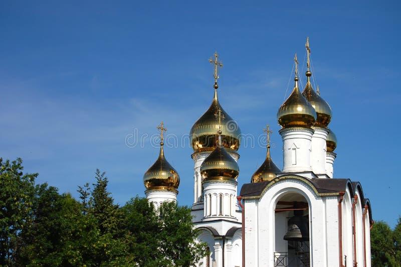 Het klooster van Nikolsky in Pereslavl stock afbeeldingen