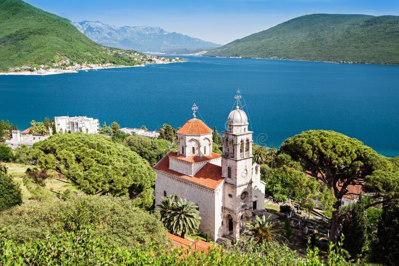 Het Klooster van Savina stock foto's