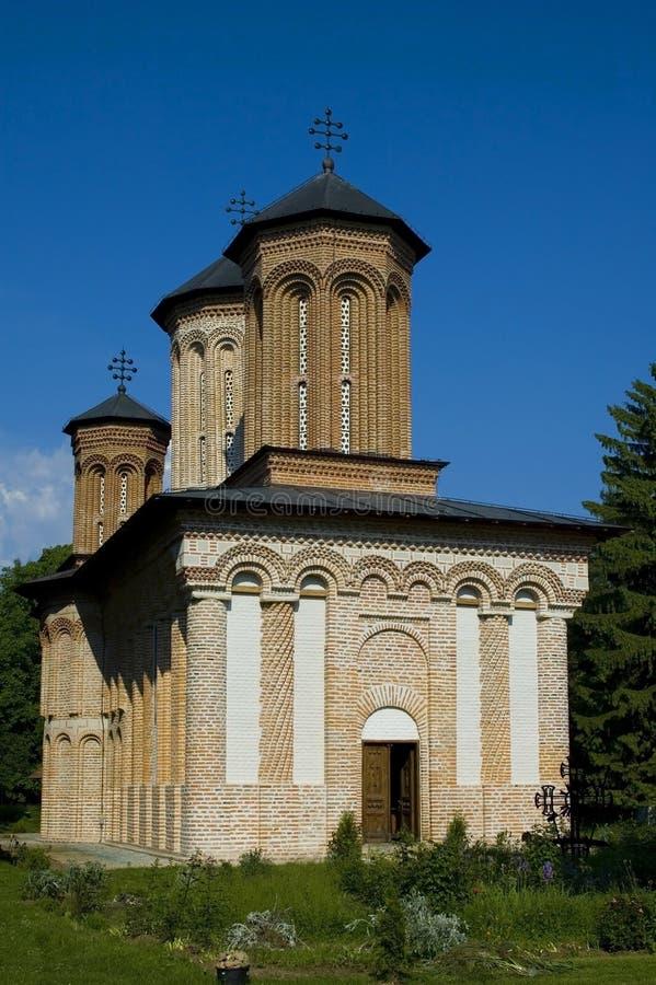 Het Klooster van Snagov royalty-vrije stock foto