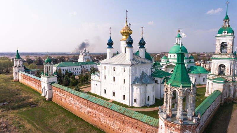 Het klooster van St Jacob Saviour is een Oostelijk Orthodox klooster royalty-vrije stock foto's