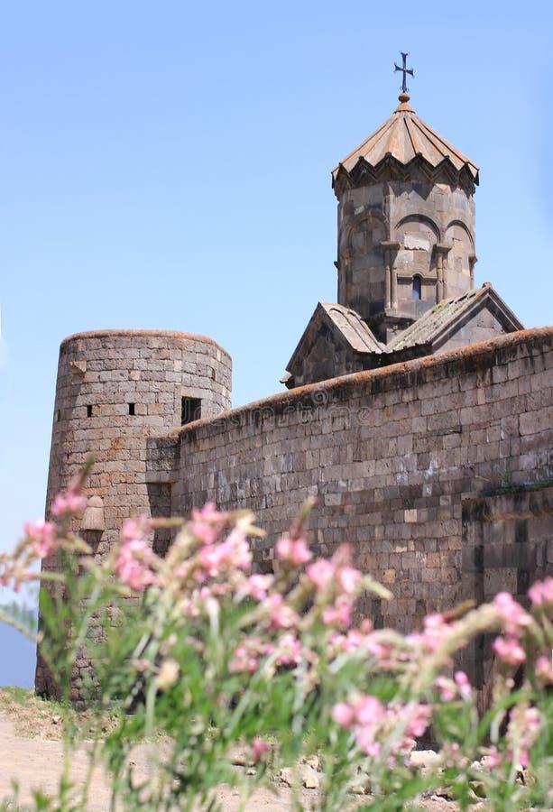 Het klooster van Tatev royalty-vrije stock afbeeldingen