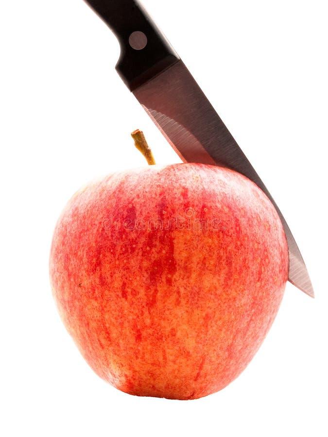 Het knipsel van de appel stock fotografie
