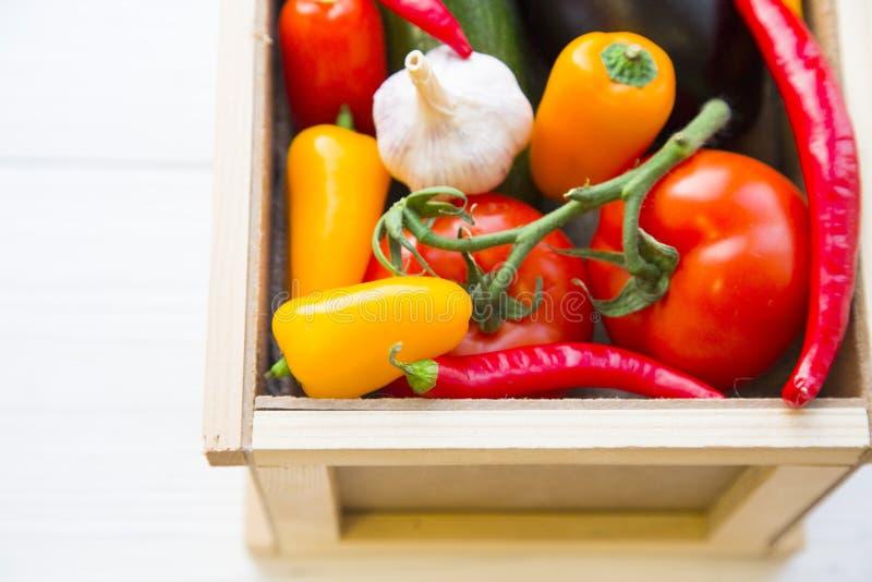Het koken gezond voedselconcept royalty-vrije stock afbeeldingen