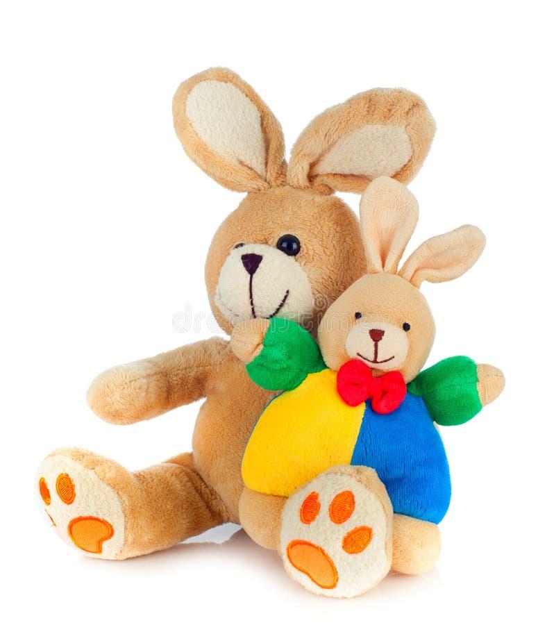 Download Het konijn van Peluche stock afbeelding. Afbeelding bestaande uit konijn - 29501283