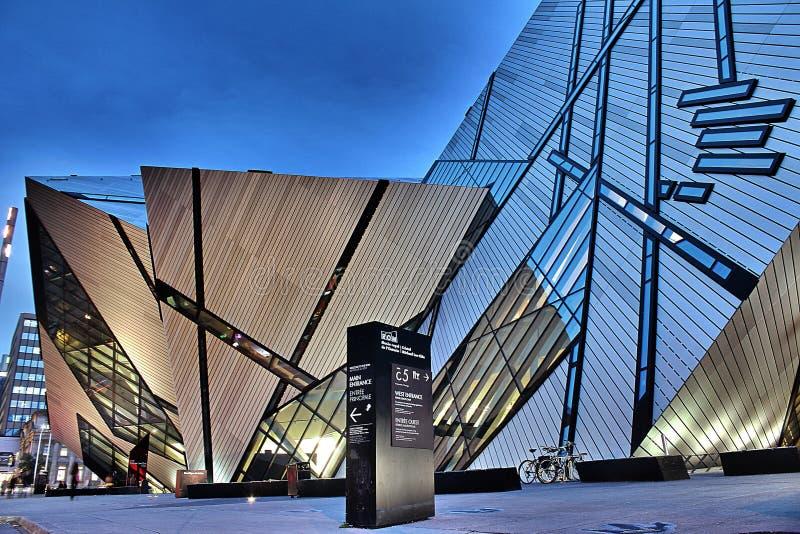 Het koninklijke Museum van Ontario royalty-vrije stock afbeeldingen