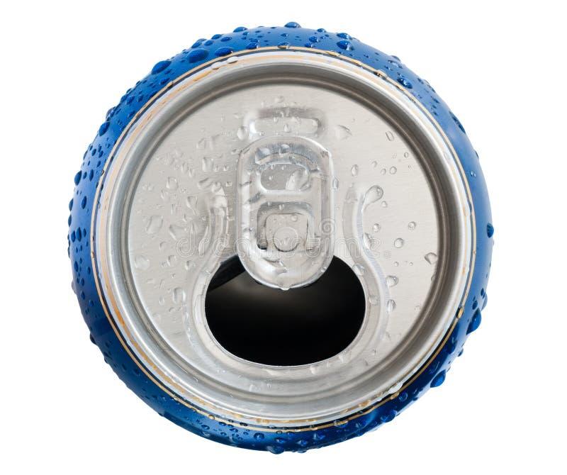 Het koude drinken kan royalty-vrije stock afbeeldingen