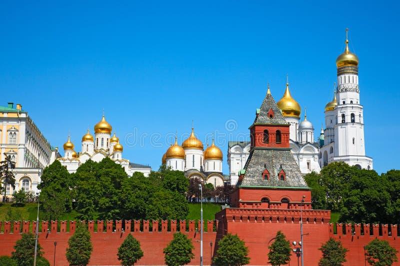 Het Kremlin stock afbeeldingen