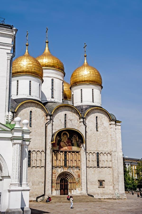 In het Kremlin stock afbeelding