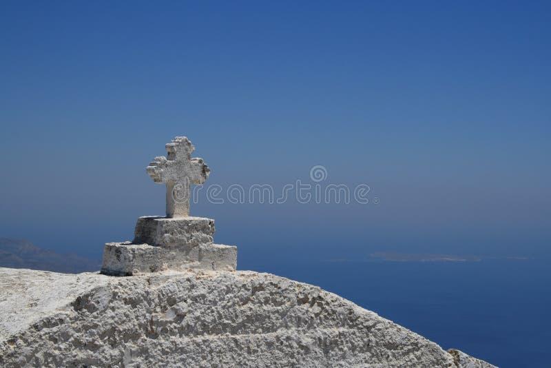 Het kruis royalty-vrije stock fotografie