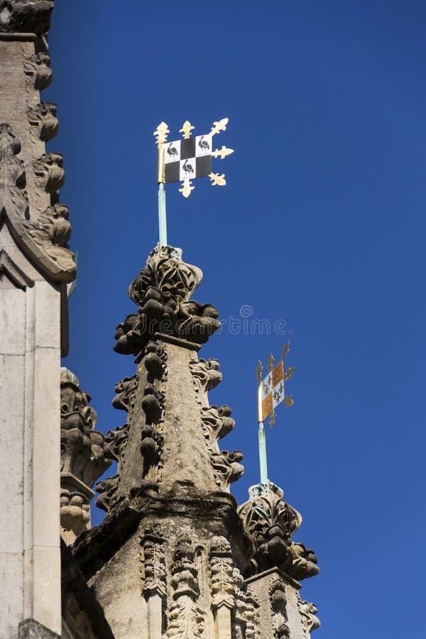 Het Kruis van Chichester in Chichester, West-Sussex Engeland het UK stock foto