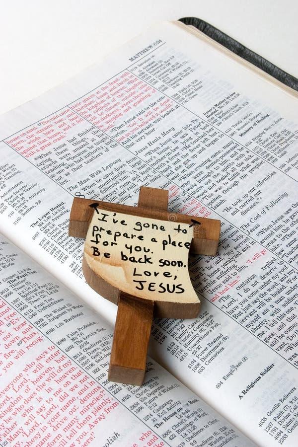 Download Het Kruis van de bijbel stock foto. Afbeelding bestaande uit drukken - 289062