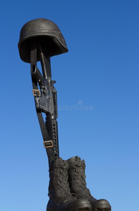 Het Kruis van de militair royalty-vrije stock afbeeldingen