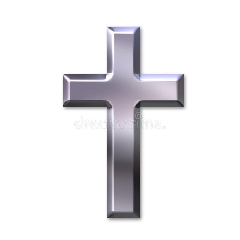 Download Het Kruis van het ijzer stock illustratie. Afbeelding bestaande uit ijzer - 2501189