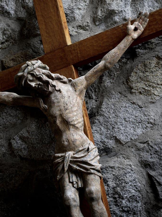 Het kruis van Jesus royalty-vrije stock foto's