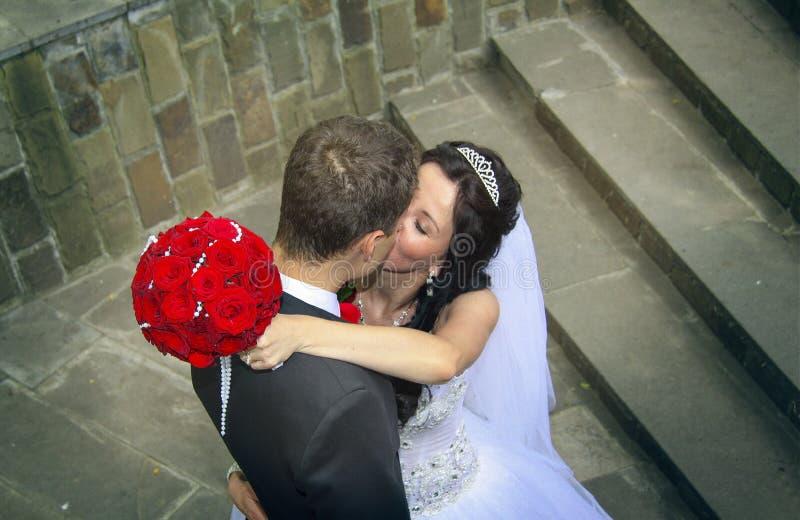 Het kussen bij het balkon stock foto
