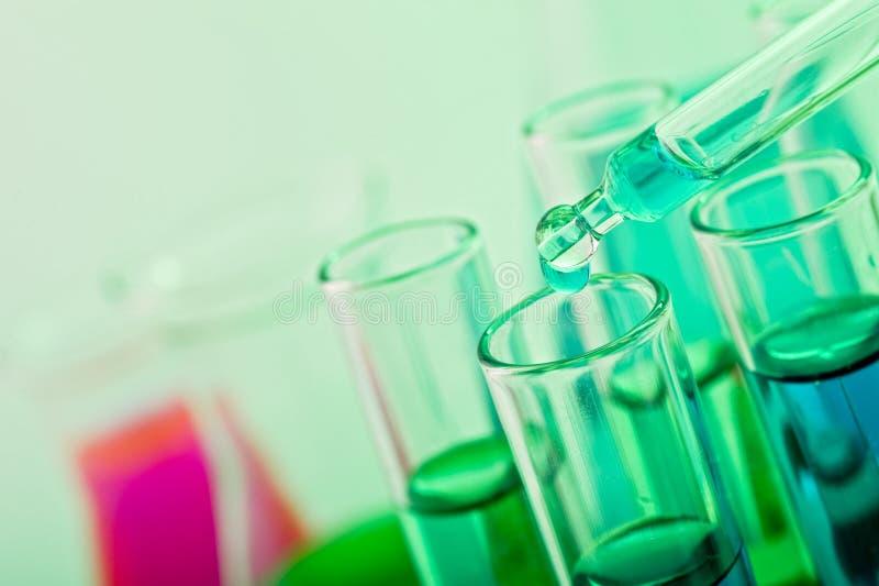 Het laboratorium van de wetenschap royalty-vrije stock afbeelding