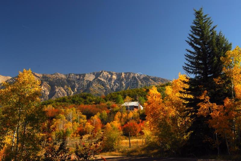 Het Land van Colorado stock afbeelding
