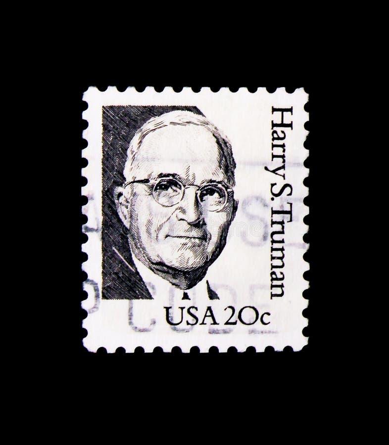 Het landbouwbedrijfhuis van Harry S Truman, Grote Amerikanen serie, circa 19 stock foto's