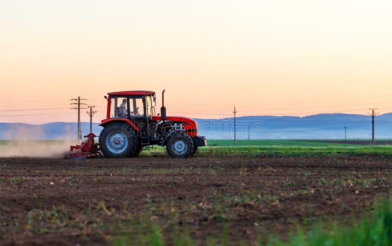 Het landbouwwerk royalty-vrije stock foto's