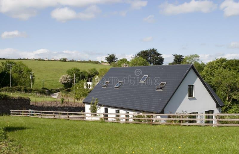 Het landelijke leven, Ierland royalty-vrije stock foto