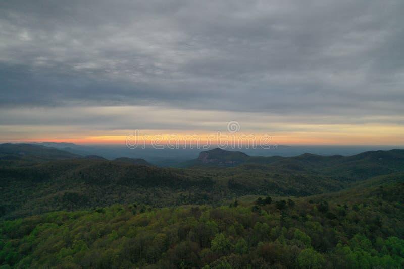 Het landschap South Carolina stock afbeeldingen
