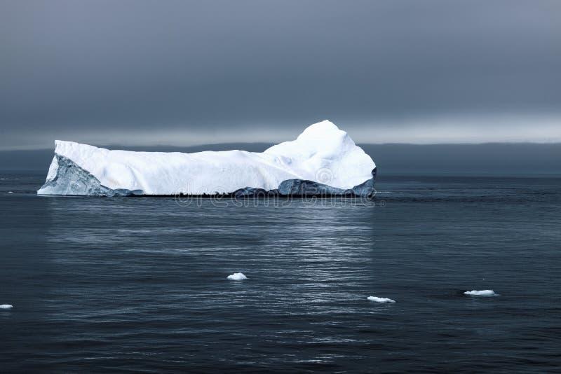 Het landschap van Antarctica royalty-vrije stock foto's