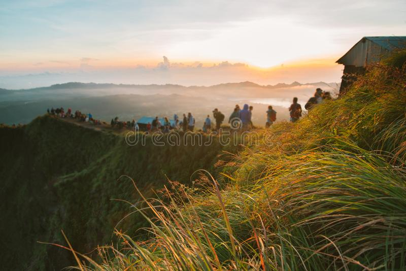 Het landschap van Bali royalty-vrije stock foto