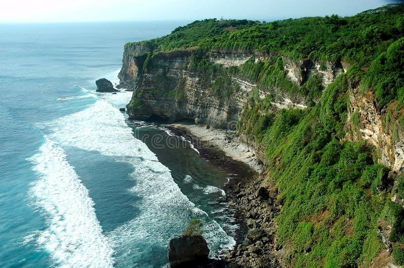 Het Landschap van Bali stock fotografie