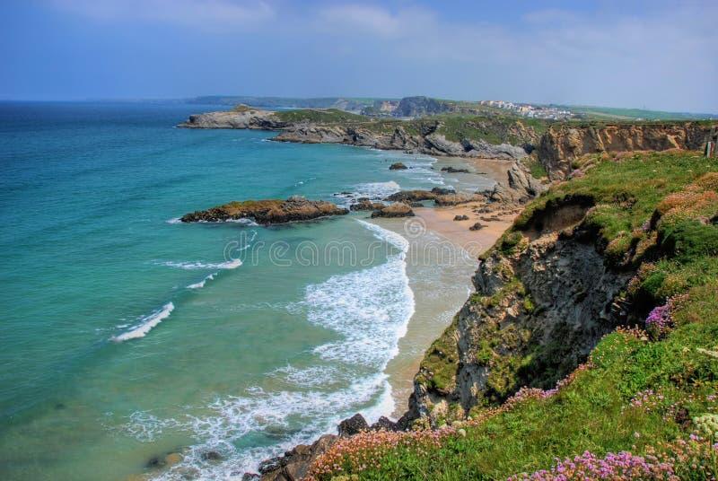Het landschap van Cornwall royalty-vrije stock fotografie