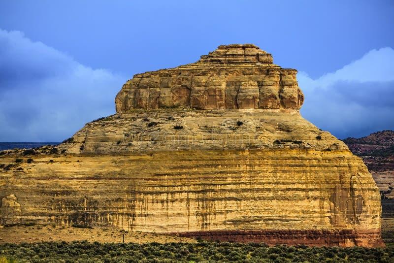 Het landschap van de canion royalty-vrije stock foto