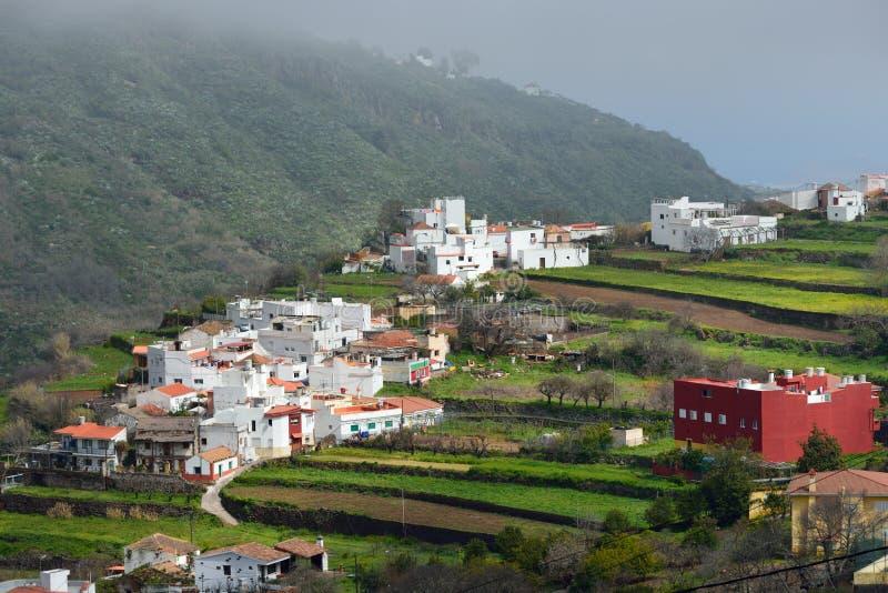 Het landschap van Gran Canaria royalty-vrije stock foto
