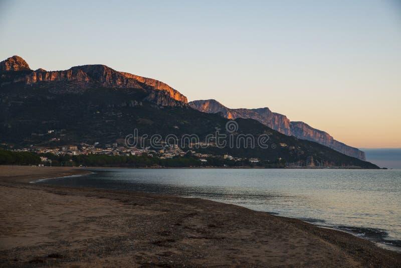 Het landschap van Sardinige royalty-vrije stock foto