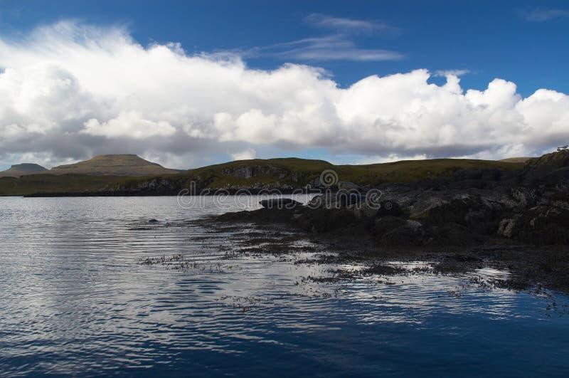 Het landschap van Schotland royalty-vrije stock foto