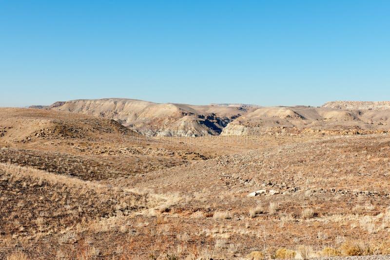 Het landschap van vier Hoeken stock afbeelding