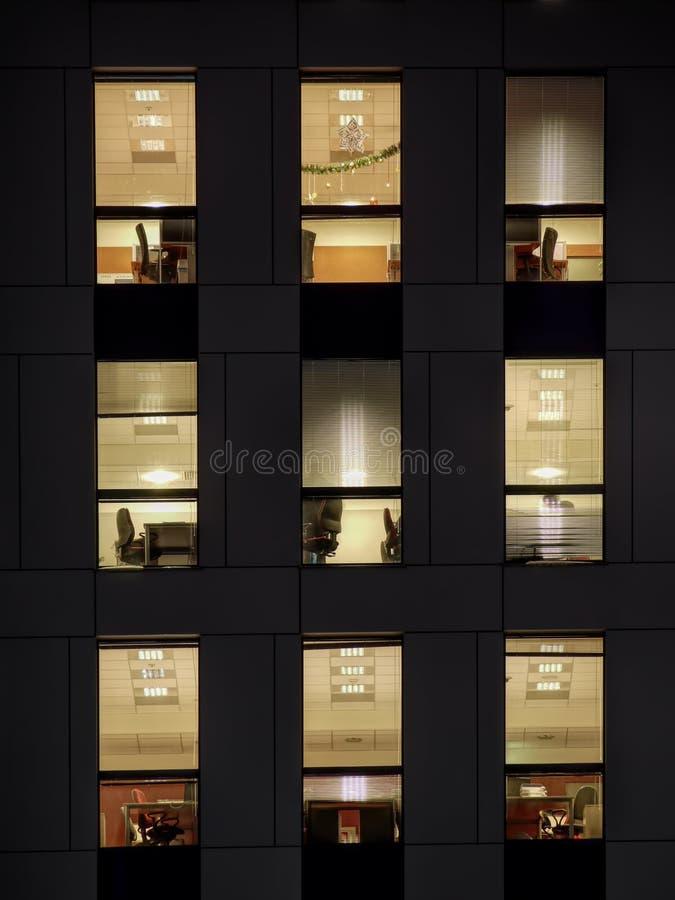 Het lange collectieve werken stock foto's