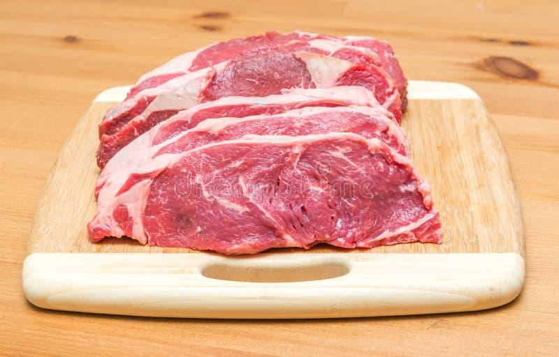 Het Lapje vlees van de Strook van New York royalty-vrije stock foto's