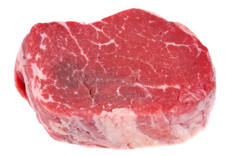 Het lapje vlees van het filethaakwerk royalty-vrije stock afbeelding