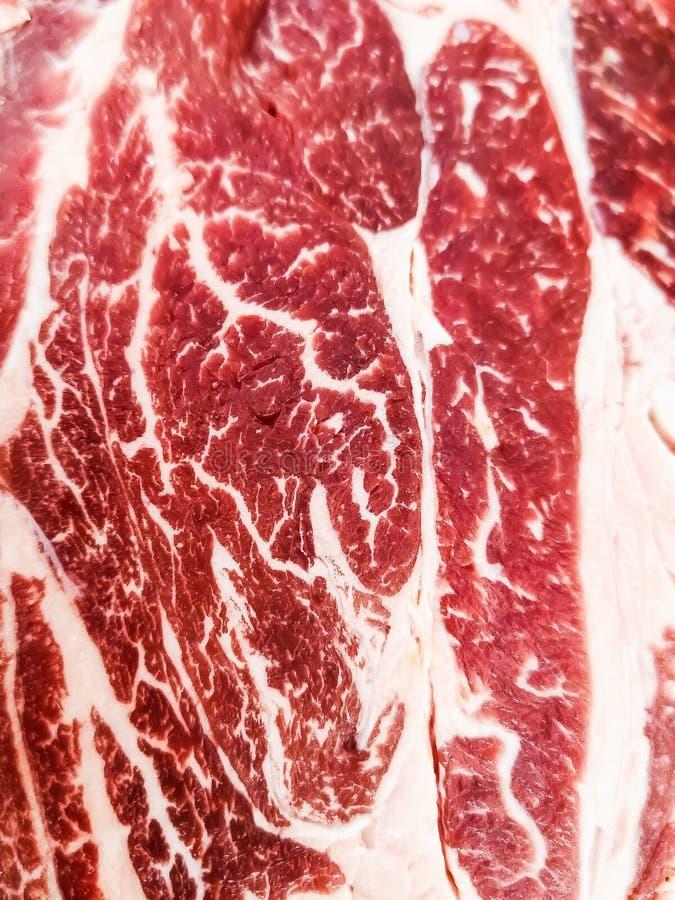 Het lapje vlees van het klemoog stock fotografie