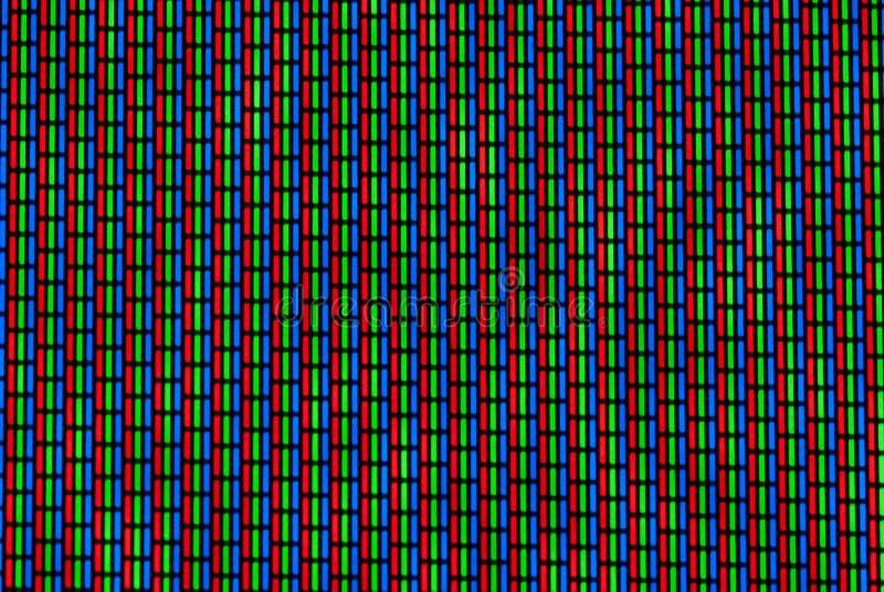 Het lawaai van TV royalty-vrije stock foto