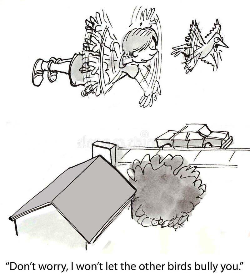 Het leren stock illustratie