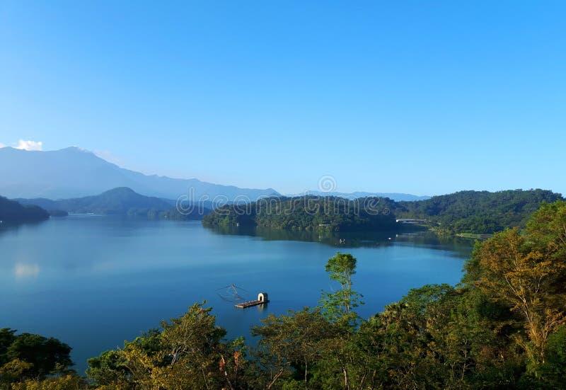 het leven in het Eiland van Formosa stock foto's