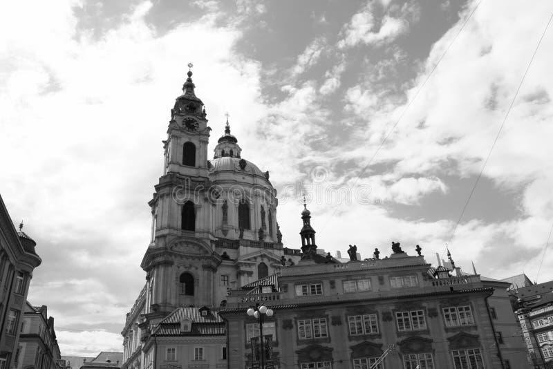 Het leven van de reiseuropa Kampa van de czechia Tsjechische republiek de rivier Vltava royalty-vrije stock foto's