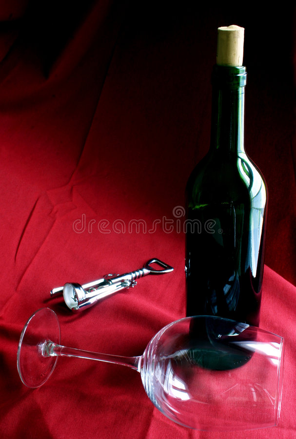 Het Leven van de wijn royalty-vrije stock foto
