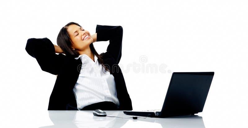 Het leven van het bureau stock afbeelding