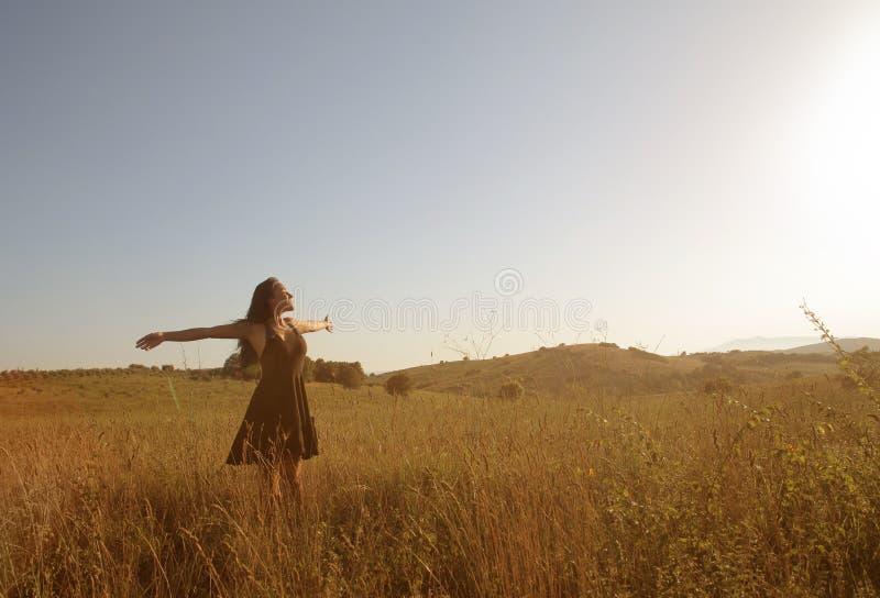 Het leven van het platteland royalty-vrije stock afbeelding